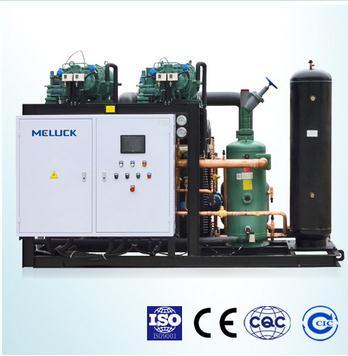 对于氟利昂活塞式压缩机已很难满足这些设备的需要,上海美乐柯制冷
